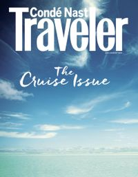 FREE Subscription to Conde Nast Traveler Magazine