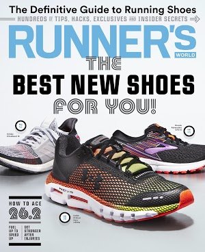 FREE Subscription to Runner's.